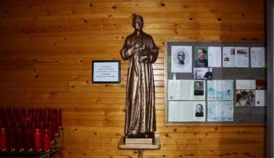 Fr. McGivney Memorial