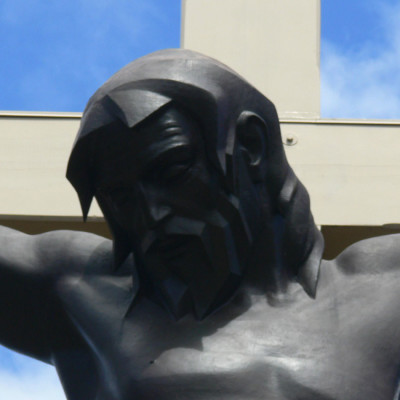 The Man on the Cross