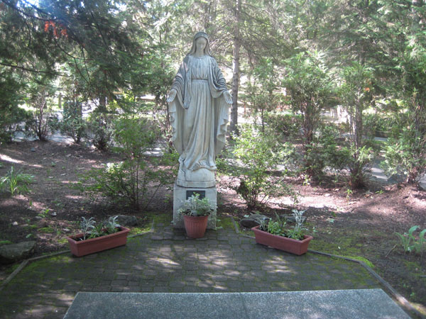 The National Shrine Of Cross In The Woods 187 Our Lady Of