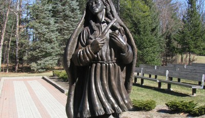 Shrine of the Blessed Kateri Tekakwitha